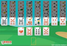 How to play forty thieves card game